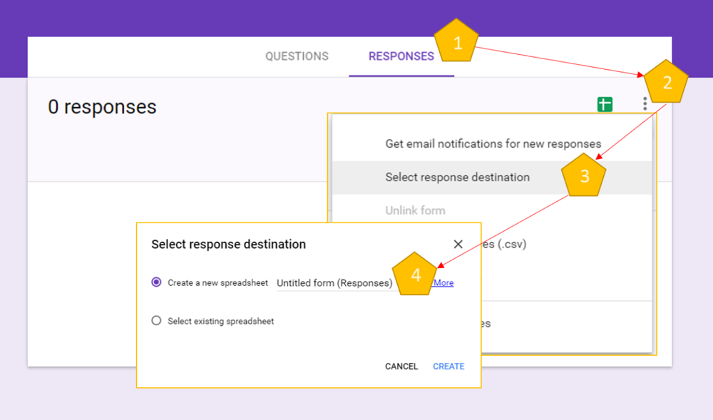 5-min How-to on New Google Forms