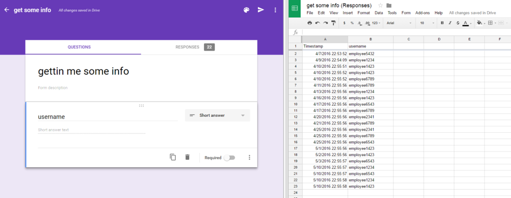 5 min how to on new google forms